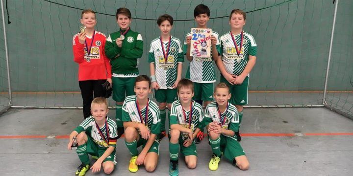 D-Junioren erobern 2. Platz in Ortrand
