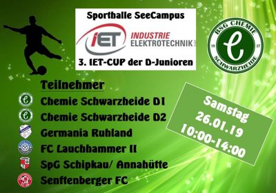 3. IET-Cup im SeeCampus Schwarzheide