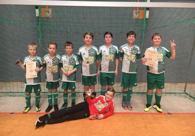 D-Junioren holen 4. Platz in Schipkau