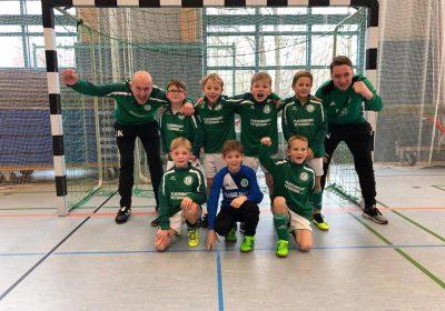 F-Junioren gewinnen Vorrundenturnier zur HKM – Unsere Ergebnisse vom Wochenende