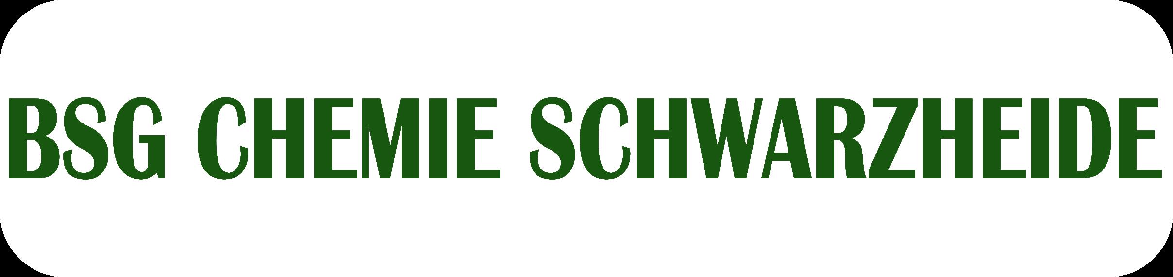 BSG Chemie Schwarzheide