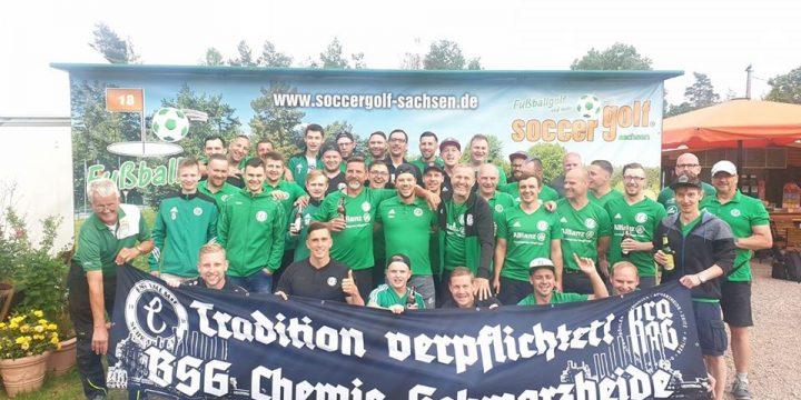Männermannschaft feiert Saisonabschluss