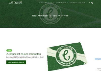 Neuer BSG Chemie-Fanshop online!