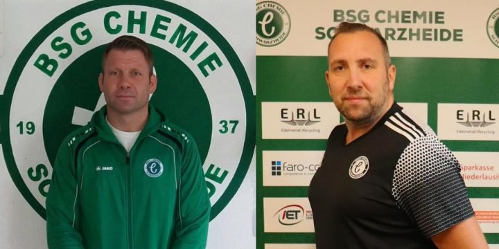 Trainerwechsel im Fußball – Herrenbereich